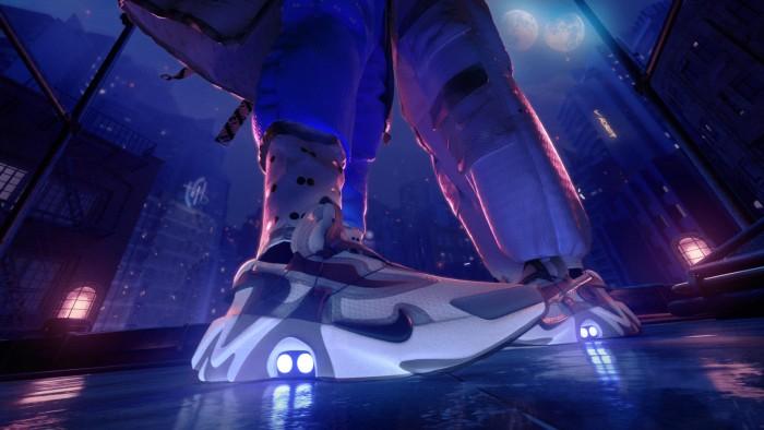 Der neue Adapt Huarache von Nike (Bild: Nike)