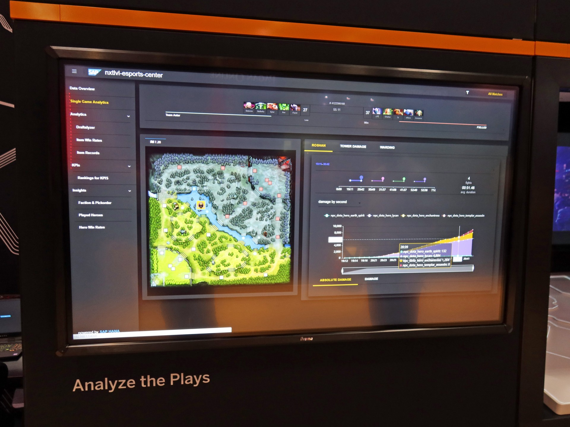 Spielebranche: SAP analysiert E-Sportler -