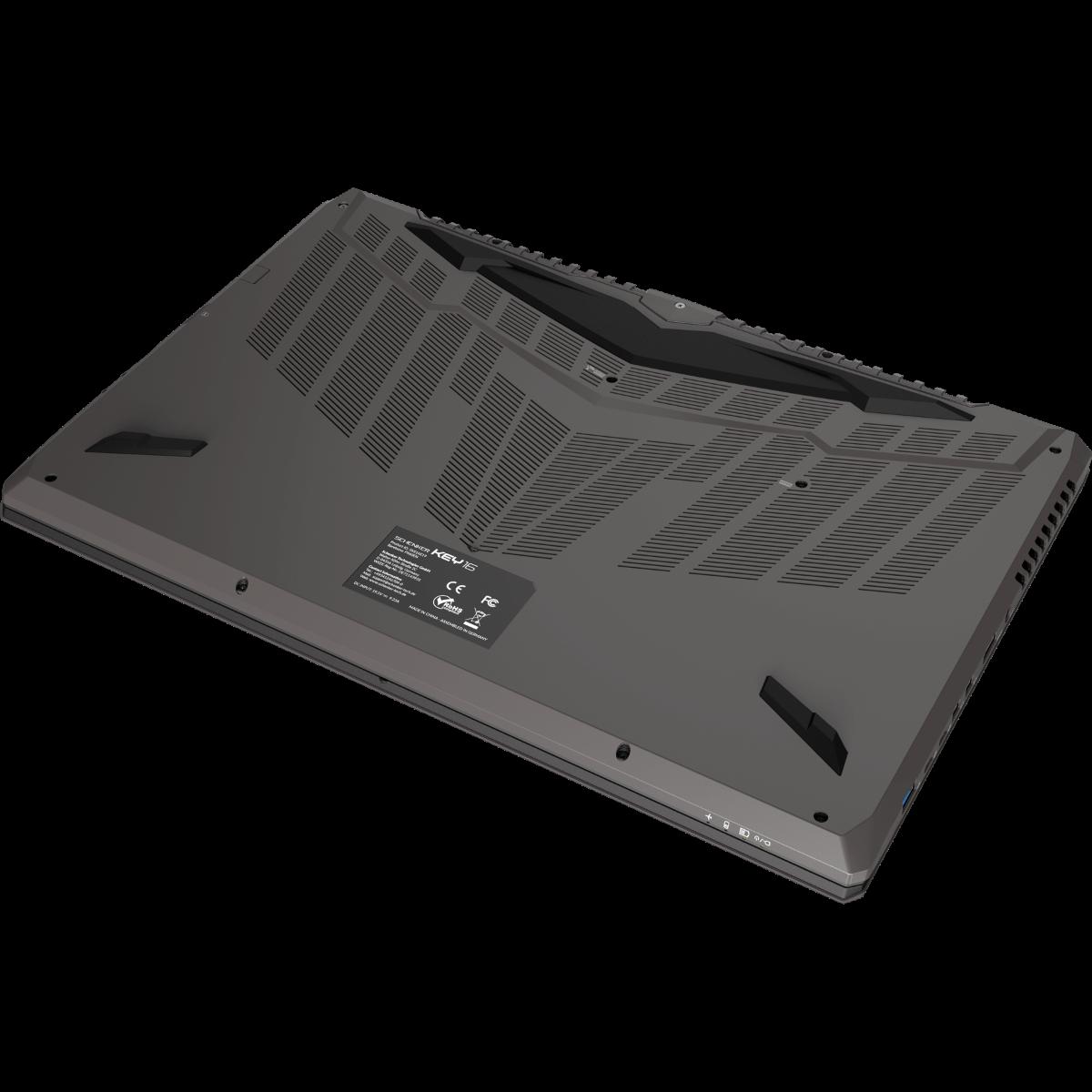AI-Station und AI-Laptop: Schenker bietet konfigurierbare Linux-Workstations an - Schenker AI-Laptop (Bild: Schenker)