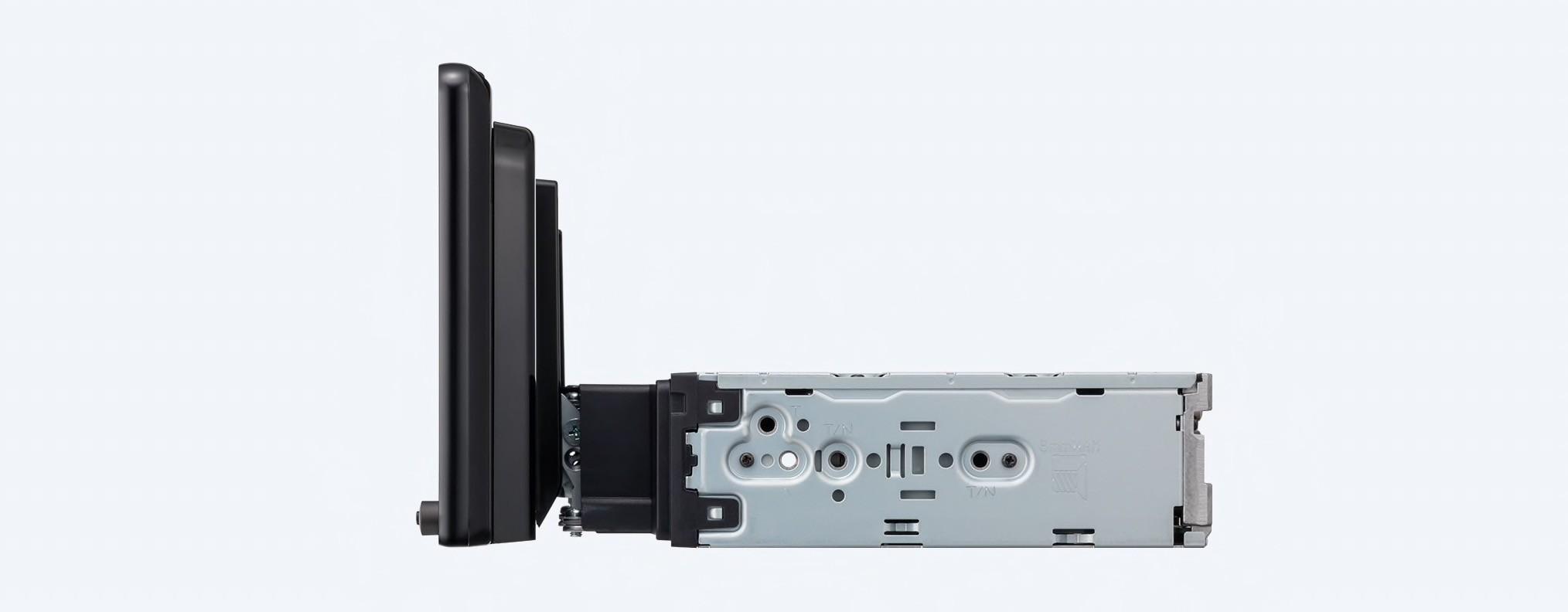 XAV-AX8000: Sony mit großer Carplay- und Android-Auto-Nachrüstlösung - Sony XAV-AX8000 (Bild: Sony)