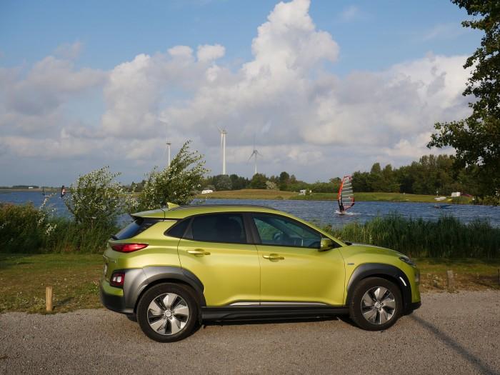 Der Hyundai Kona ist ein Elektro-SUV, das sich durch eine umfangreiche technische Ausstattung auszeichnet. (Bild: Dirk Kunde)