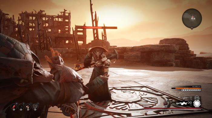 Achtung, ausweichen! (Bild: Gunfire Games/Screenshot: Golem.de)