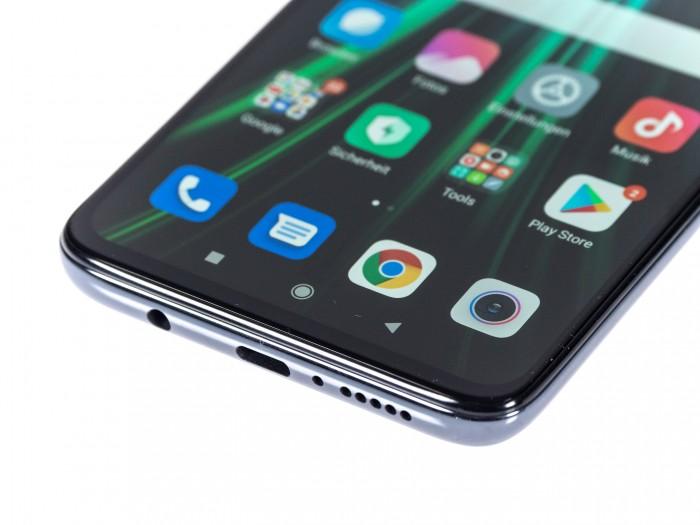 Das Redmi Note 8 Pro hat einen Klinkenanschluss für Kopfhörer. (Bild: Martin Wolf/Golem.de)