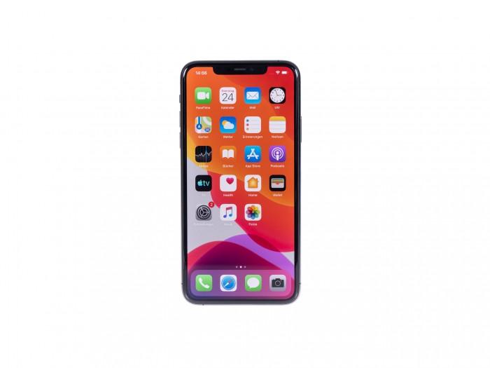 Das neue iPhone 11 Pro Max hat einen 6,5 Zoll großen OLED-Bildschirm. (Bild: Martin Wolf/Golem.de)
