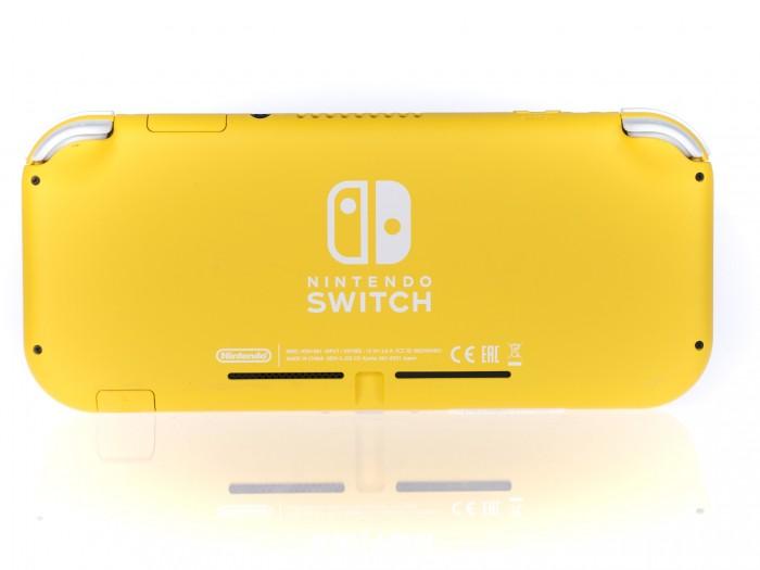 Nintendo Switch Lite (Bild: Martin Wolf/Golem.de)