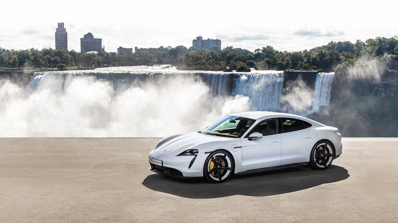 Elektroauto: Porsche stellt den serienreifen Taycan vor -