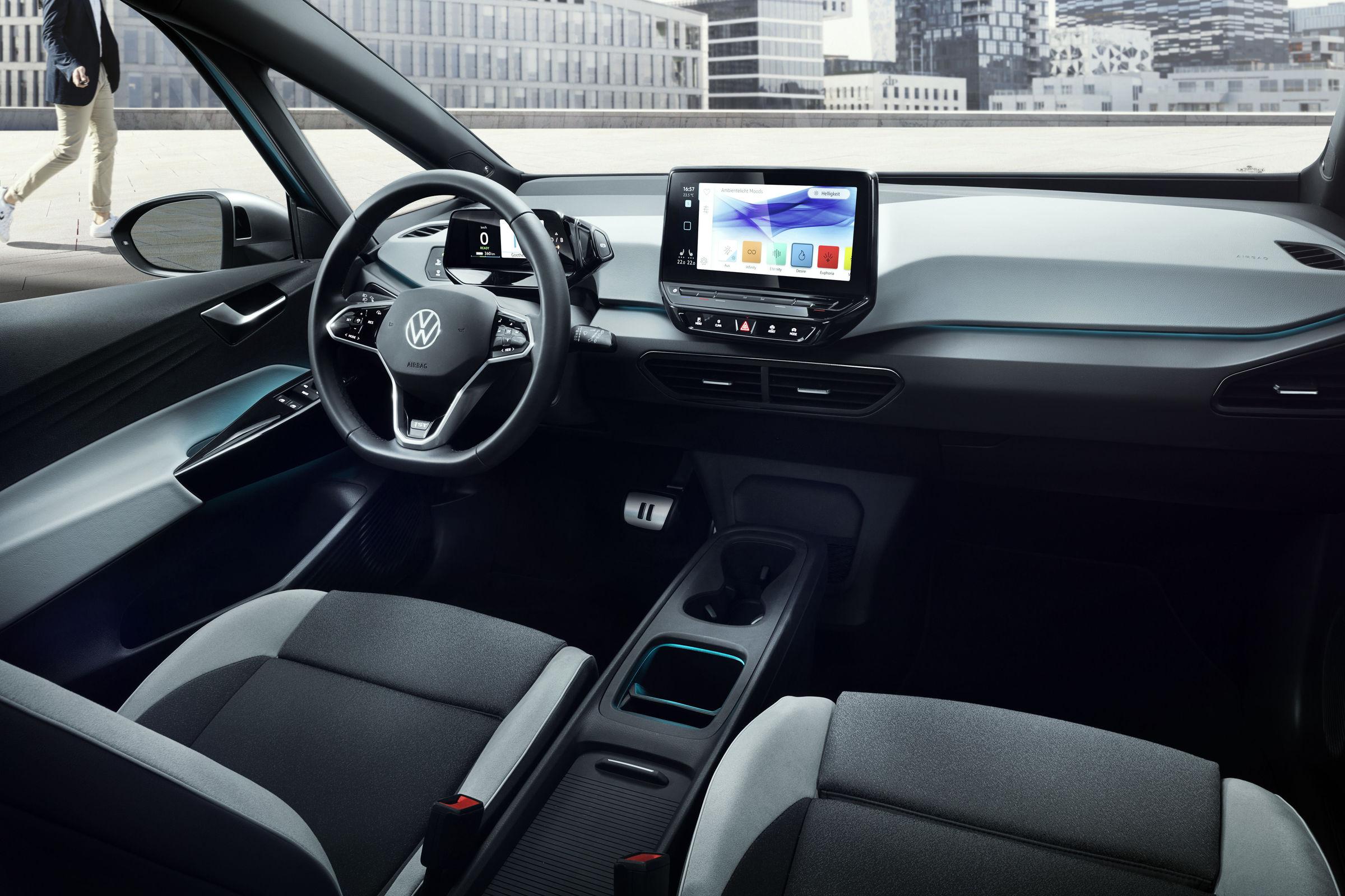 Elektroauto: VW stellt ID.3 offiziell vor - Volkswagen ID.3 (Bild: Volkswagen)