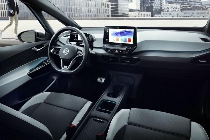 Volkswagen ID.3 (Bild: Volkswagen)