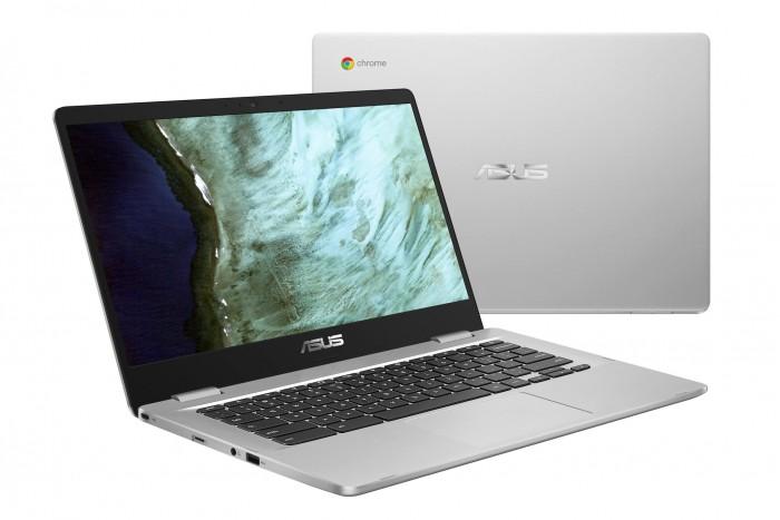 Chromebook C423 (Bild: Asus)