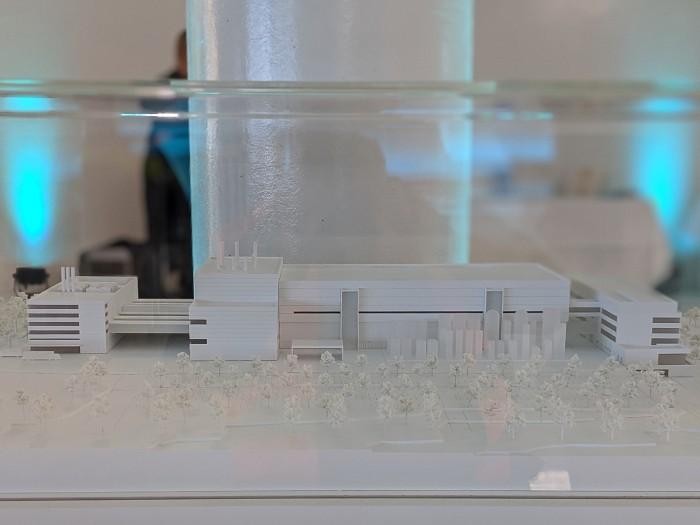 Miniaturmodell der RB300 (Bild: Marc Sauter/Golem.de)