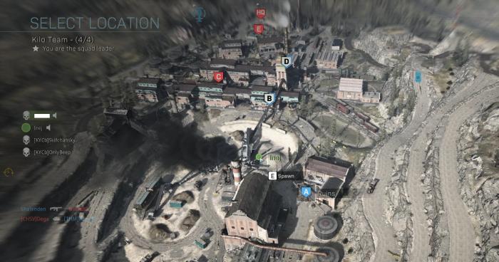 Nein, das ist nicht Battlefield 4. (Bild: Activision/Screenshot: Golem.de)