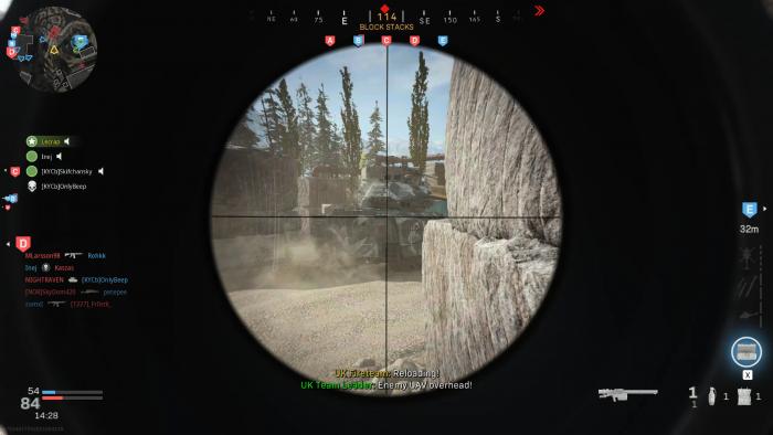 Fahrzeuge sind viel zu stark. (Bild: Activision/Screenshot: Golem.de)