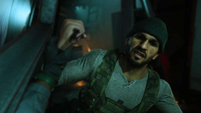 Gesichter und Texturen sehen gerade im Einzelspieler wesentlich besser aus. (Bild: Activision/Screenshot: Golem.de)