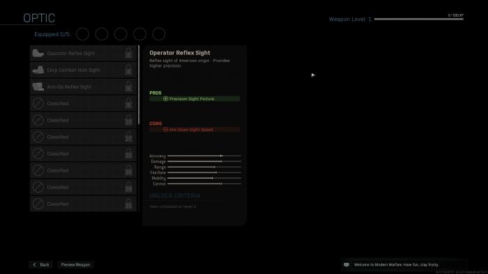 Aufsätze haben Vor- und Nachteile. (Bild: Activision/Screenshot: Golem.de)
