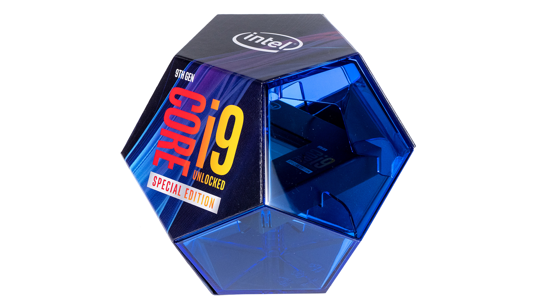 Core i9-9900KS im Test: Intels limitierter Ryzen-Konter - Core i9-9900KS in Retail-Verpackung (Bild: Marc Sauter/Golem.de)