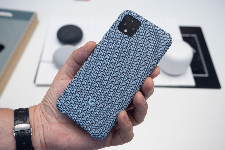 Pixel 4 im Hands on: Neue Pixel mit Dualkamera und Radar-Gesten ab 750 Euro -