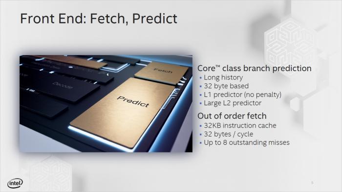 Präsentation zu Tremont (Bild: Intel)
