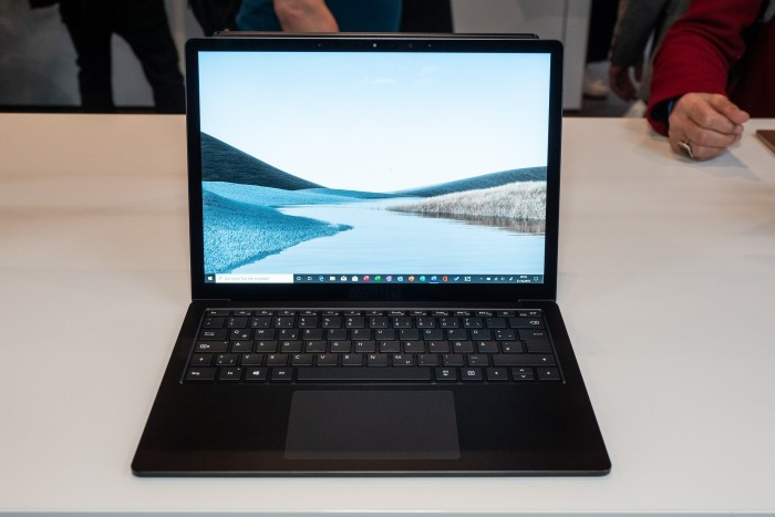 Surface Laptop 3 (Bild: Martin Wolf/Golem.de)