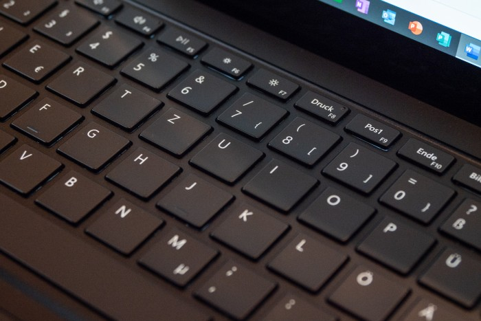 Surface Laptop 3 (Bild: Martin Wolf/Golem.de)