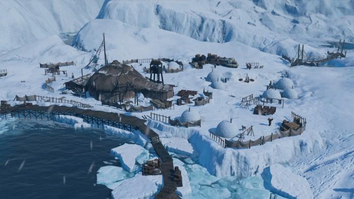 Artwork von 1800 - Die Passage (Bild: Ubisoft Blue Byte)