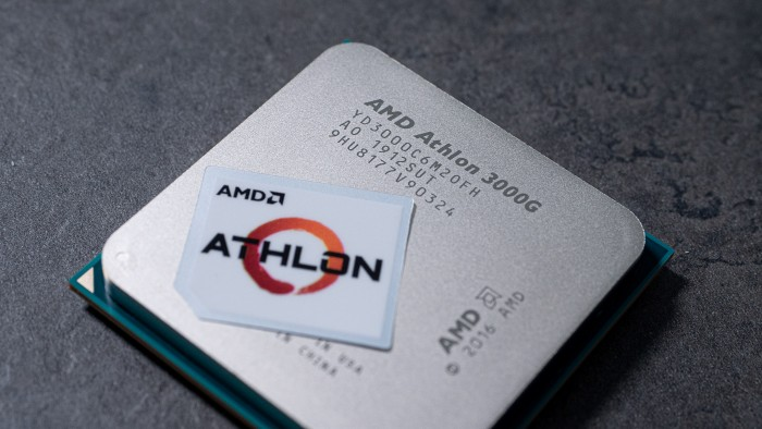 Athlon 3000G (Bild: Marc Sauter/Golem.de)