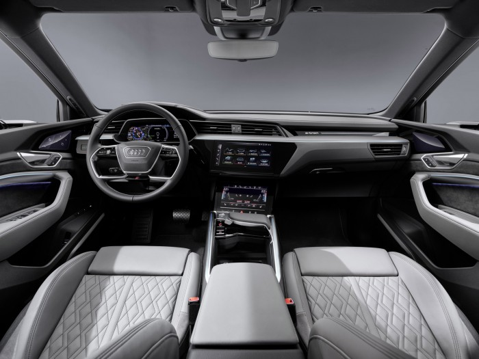Audi E-Tron Sportback (Bild: Audi)