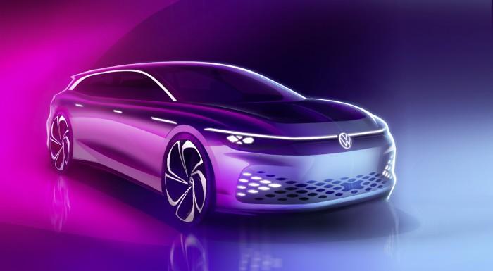 ID. Space Vizzion   (Bild: Volkswagen)