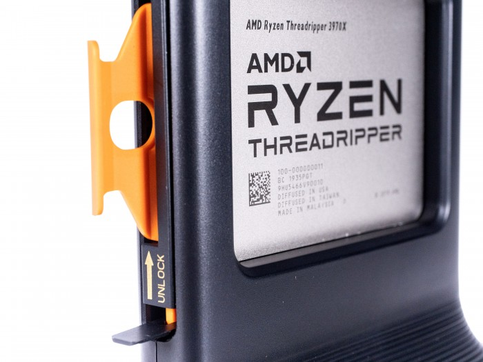 Threadripper 3970X (Bild: Marc Sauter/Golem.de)