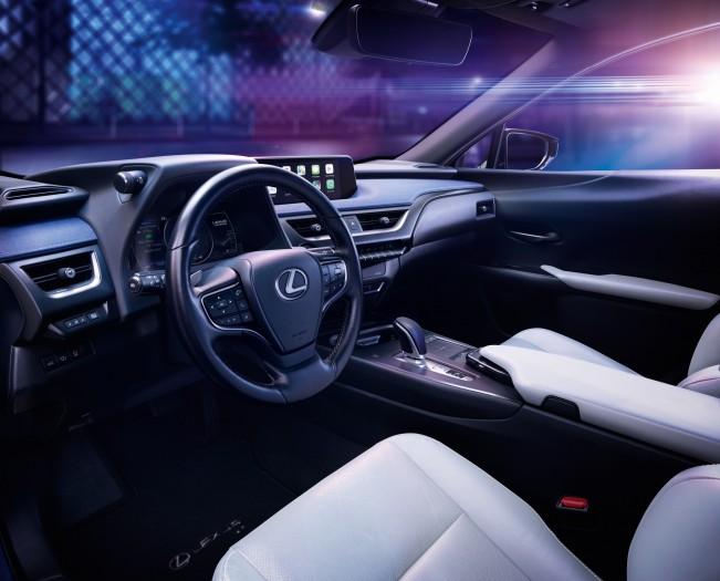 Lexus UX300e (Bild: Lexus)