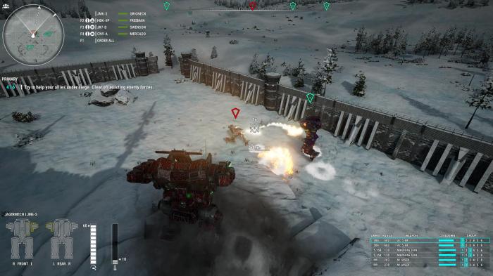 Mechwarrior 5: Mercenaries (Bild: Piranha Games/Screenshot: Oliver Nickel/Golem.de)