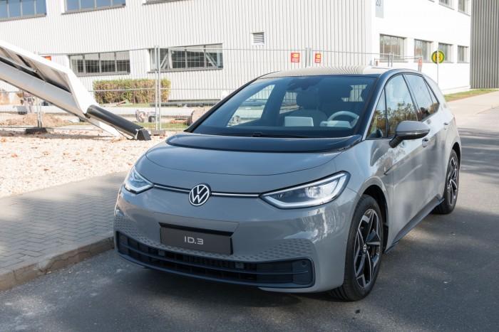 VW ID.3 (Bild: Werner Pluta/Golem.de)