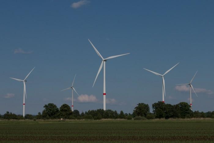 Was passiert mit ausgedienten Windenergieanlagen? (Bild: Werner Pluta/Golem.de)
