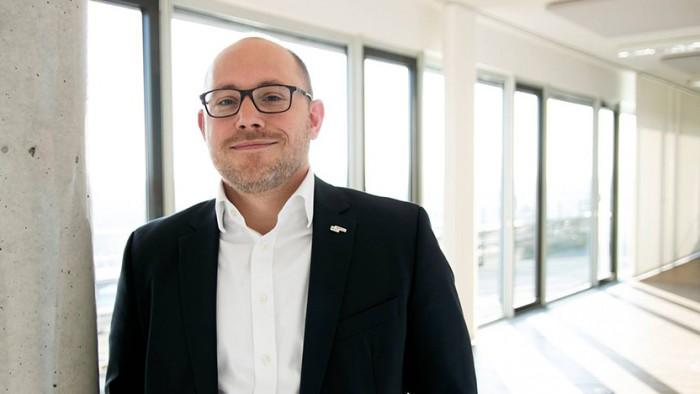 Matthias Lenz, Leiter Communication & Mobility Services (Bild: BWI)