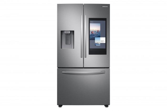 Smarter Kühlschrank von Samsung (Bild: Samsung)