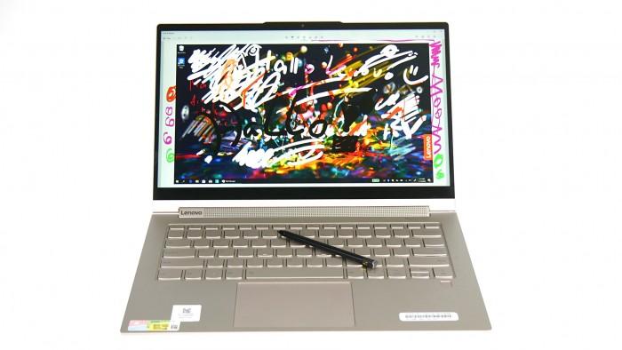 Lenovos Yoga C940-14IIL (Bild: Golem.de)