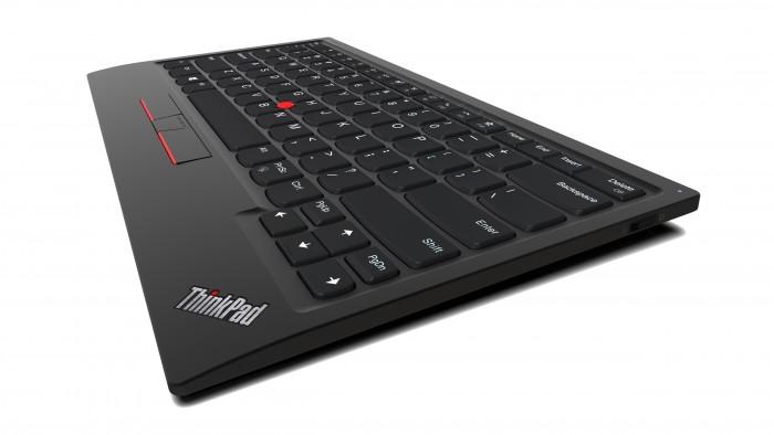 Thinkpad Trackpoint Keyboard 2 (Bild: Lenovo)