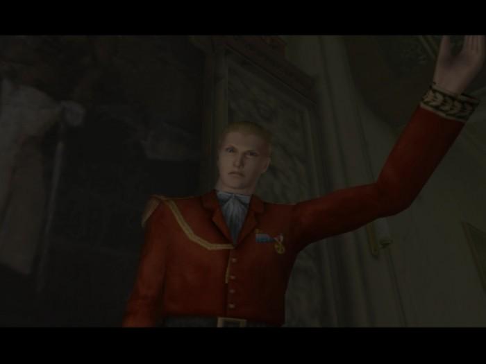 Alfred Ashford ist einer der schillerndsten Bösewichte im Resident-Evil-Universum. (Bild: Capcom/Screenshot: Medienagentur plassma)