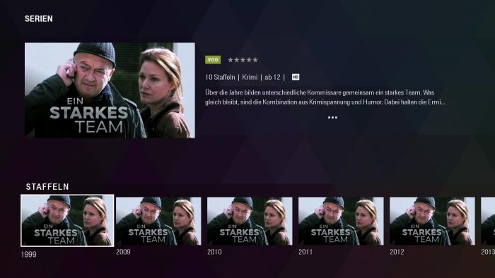 """Nicht nur für die Filmreihe """"Ein starkes Team"""" macht die Telekom aus jedem Jahr eine Staffel. (Bild: Ingo Pakalski/Golem.de)"""