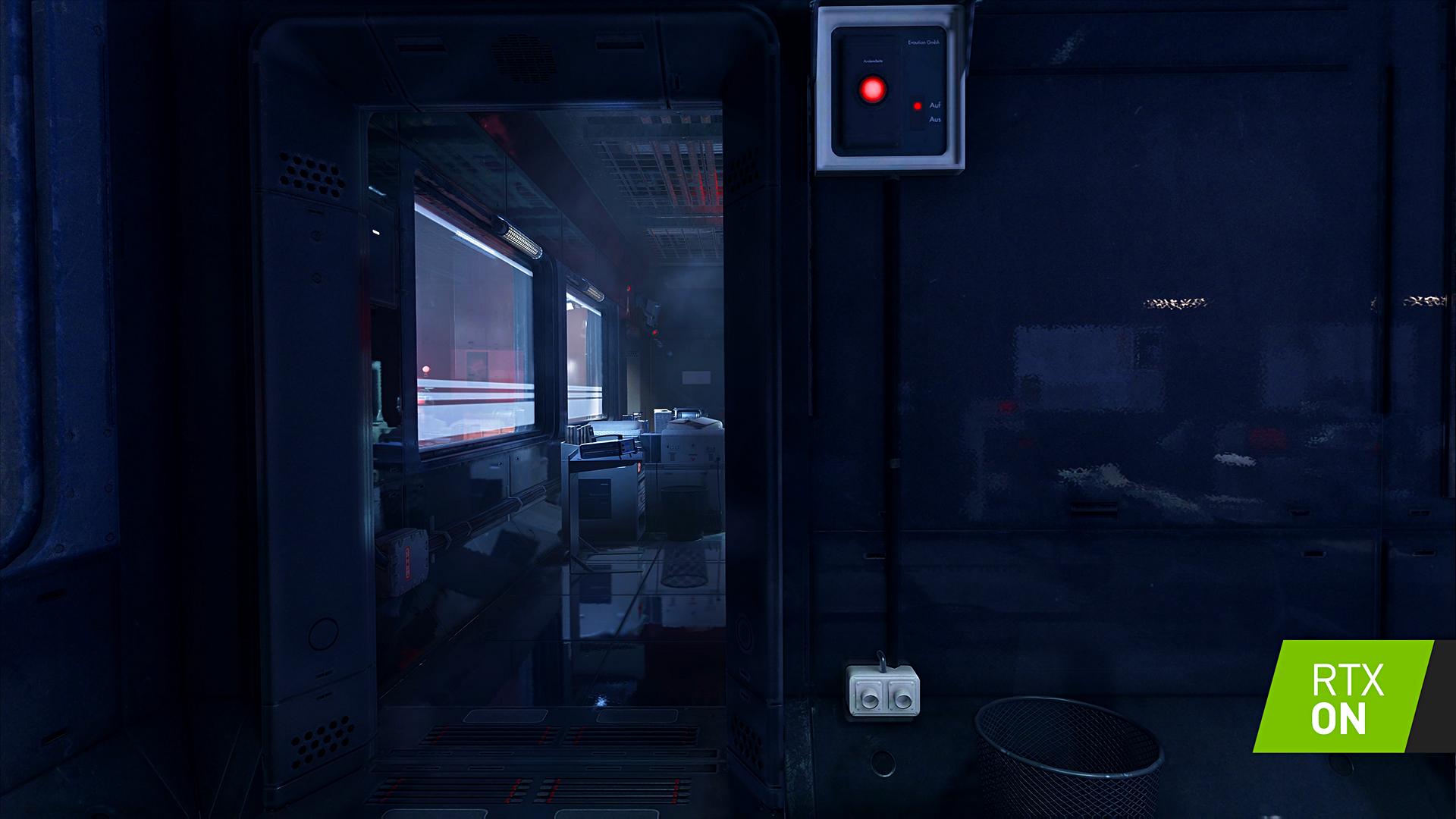 Machine Games: Wolfenstein Youngblood erhält Raytracing - Wolfenstein Youngblood mit Raytracing (Bild: Nvidia)