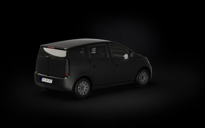 Sion von Sono Motors (Bild: Sono Motors)