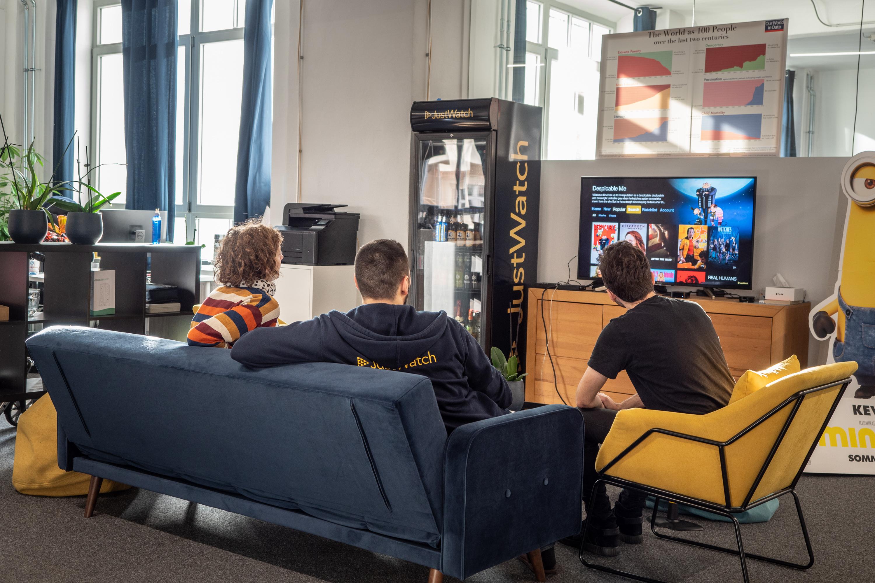 Besuch bei Justwatch: Größte Streaming-Suchmaschine ohne echte Konkurrenz -
