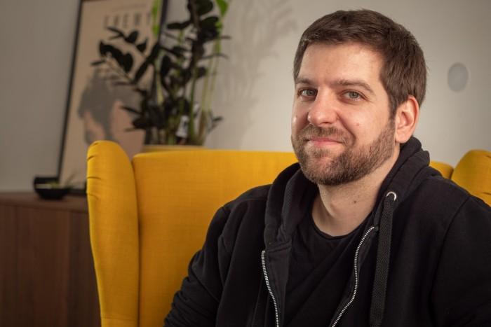Justwatch-Chef David Croyé (Bild: Martin Wolf/Golem.de)