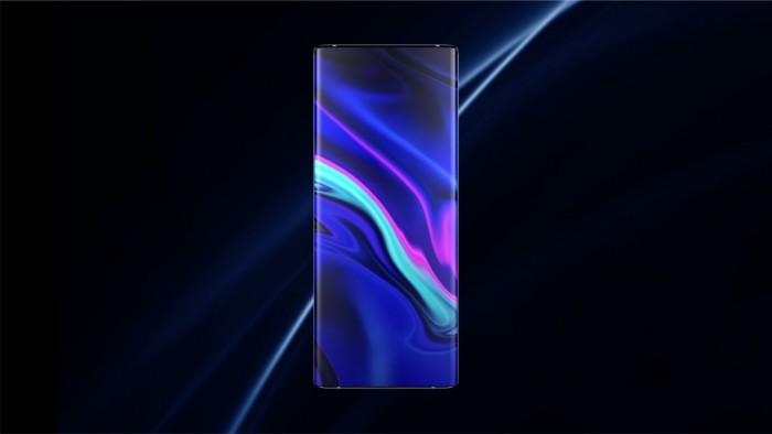 Das Apex 2020 ist Vivos aktuelles Konzept-Smartphone (Bild: Vivo)