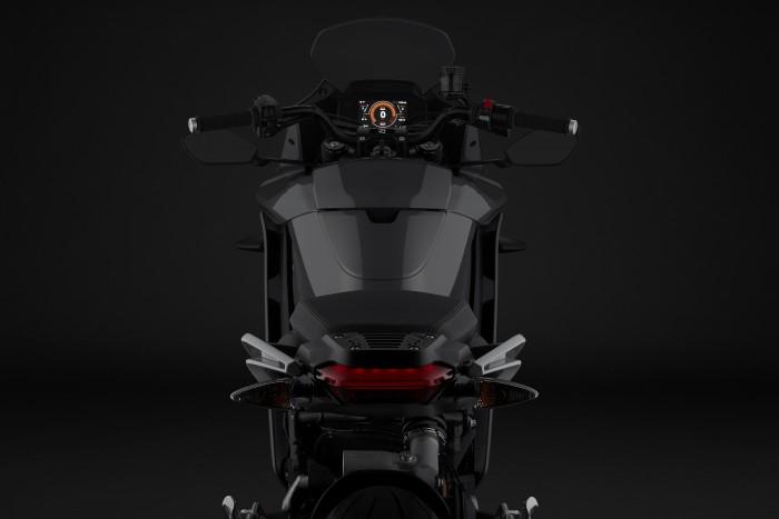 Zero SR/S (Bild: Zero Motorcycles)