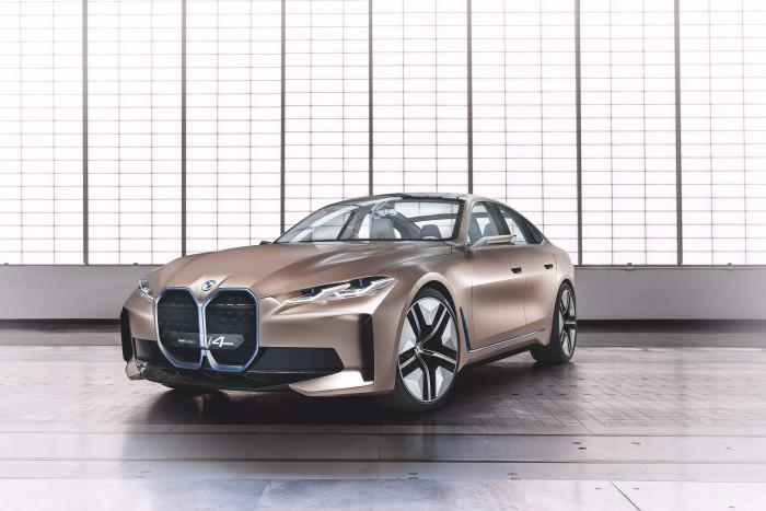 BMW i4 Concept (Bild: BMW)