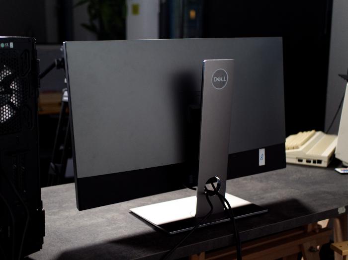 Dell Ultrasharp UP3218K (Bild: Daniel Pook/Golem.de)