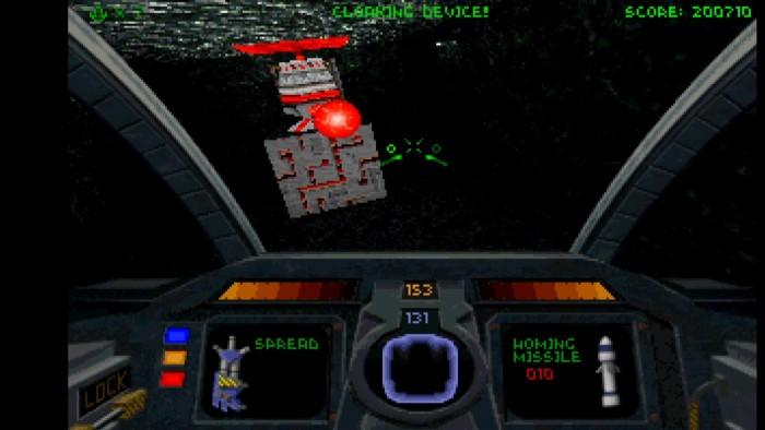 In fast jedem Level findet der Spieler einen Reaktor vor, den es zu zerstören gilt. (Bild: Parallax Software/Screenshot: Medienagentur plassma)
