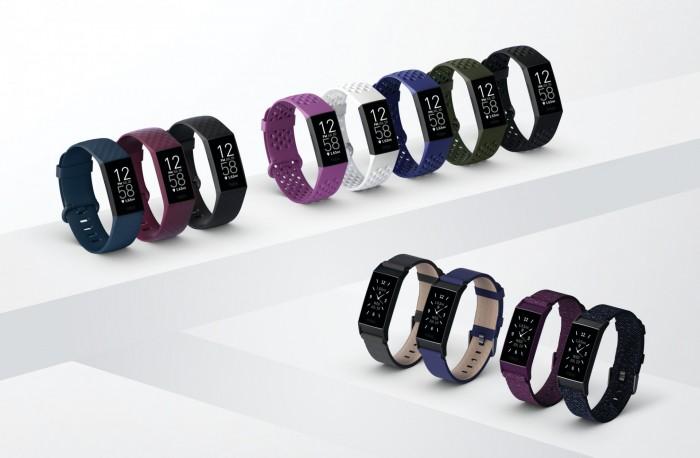 Artwork der Fitbit Charge 4 (Bild: Fitbit)