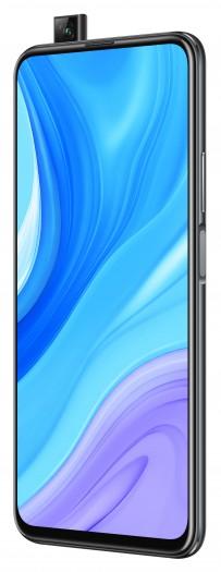 Das P Smart Pro von Huawei hat eine ausfahrbare Kamera, weshalb der Bildschirm ohne Unterbrechungen eingebaut werden kann. (Bild: Huawei)