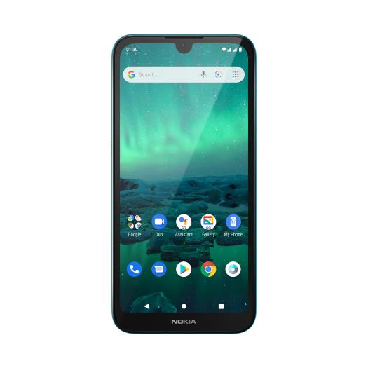 Das Nokia 1.3 ist HMD Globals neues Einsteiger-Smartphone. (Bild: HMD Global)